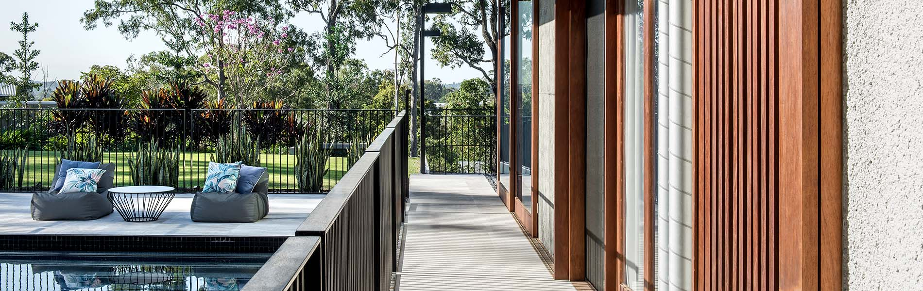 Designed by Architect Shaun Lockyer | Brisbane custom home builder Kalka