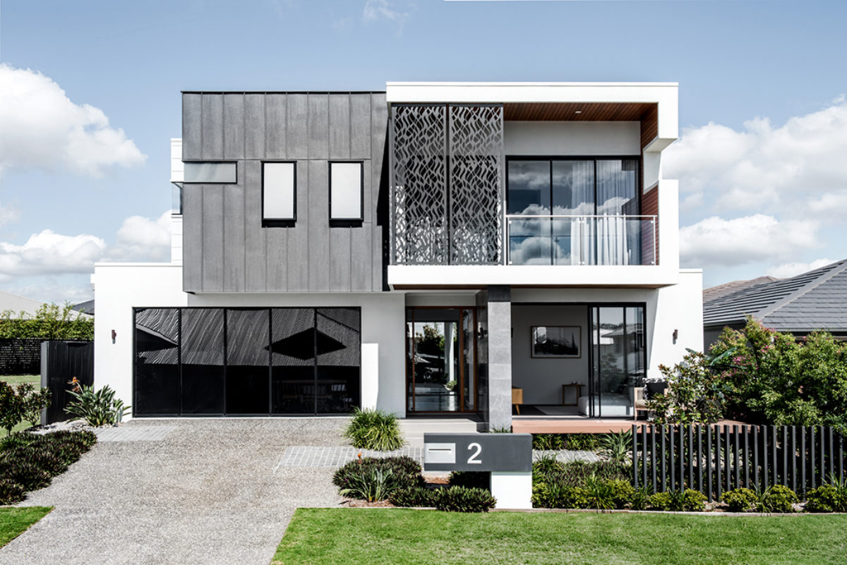 Kalka Rochedale Display Home front facade