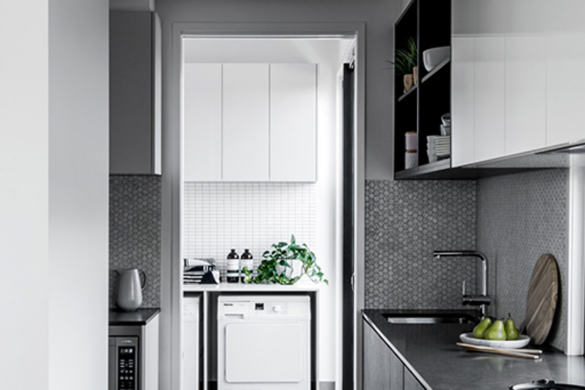Kalka Rochedale Display Home laundry