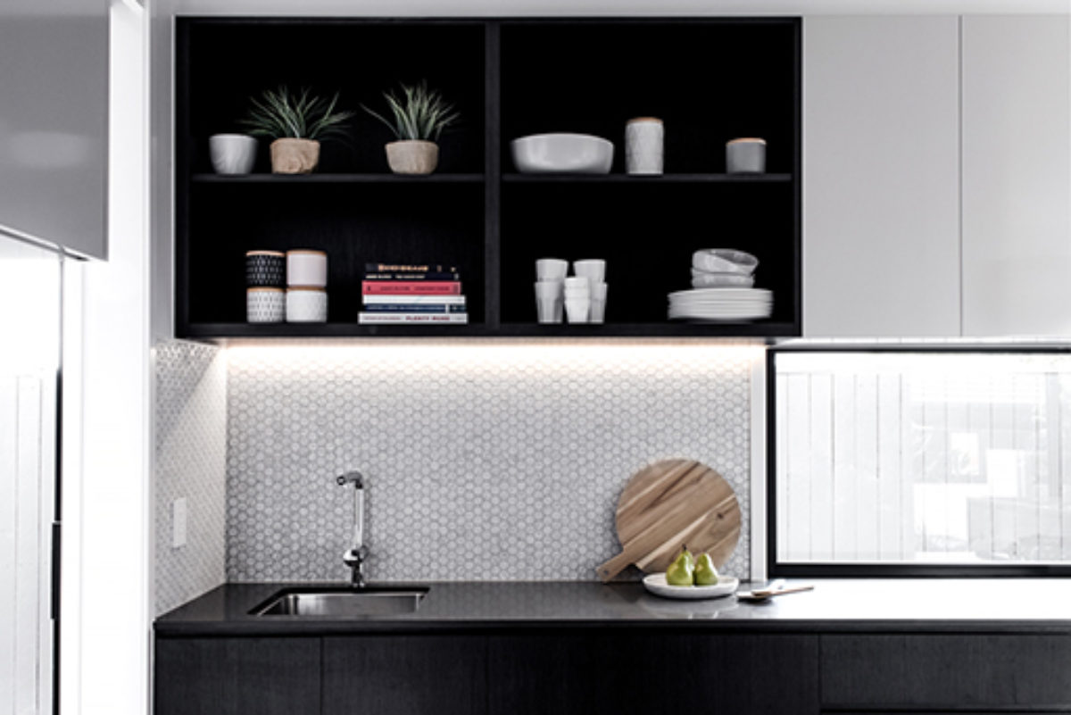 Kalka Rochedale Display Home butler's pantry