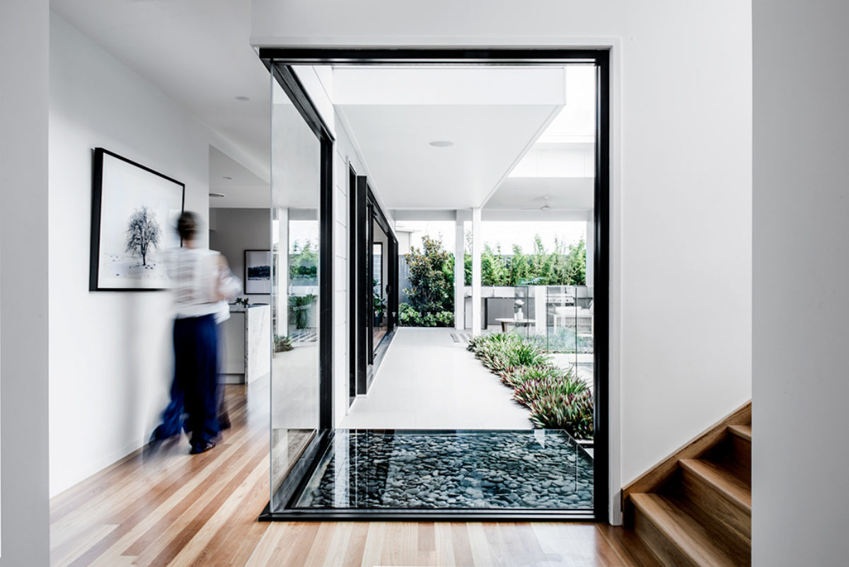 Kalka Rochedale Display Home entrance