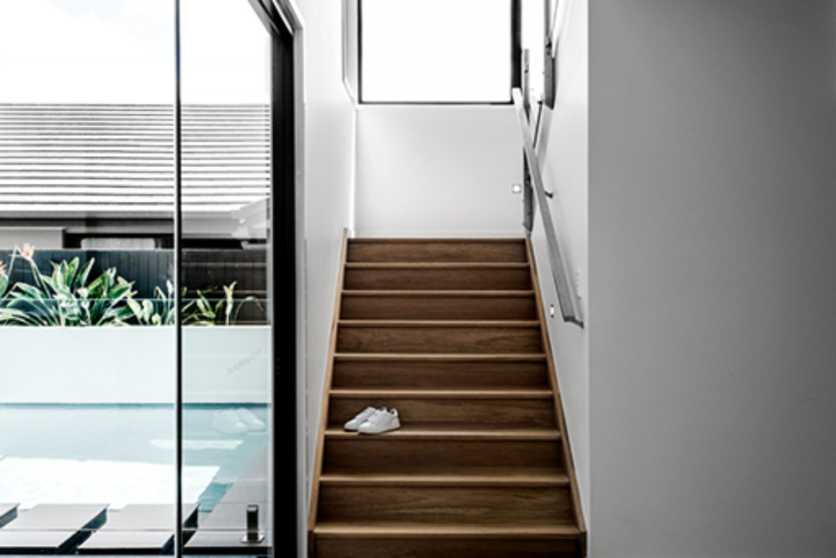 Kalka Rochedale Display Home staircase