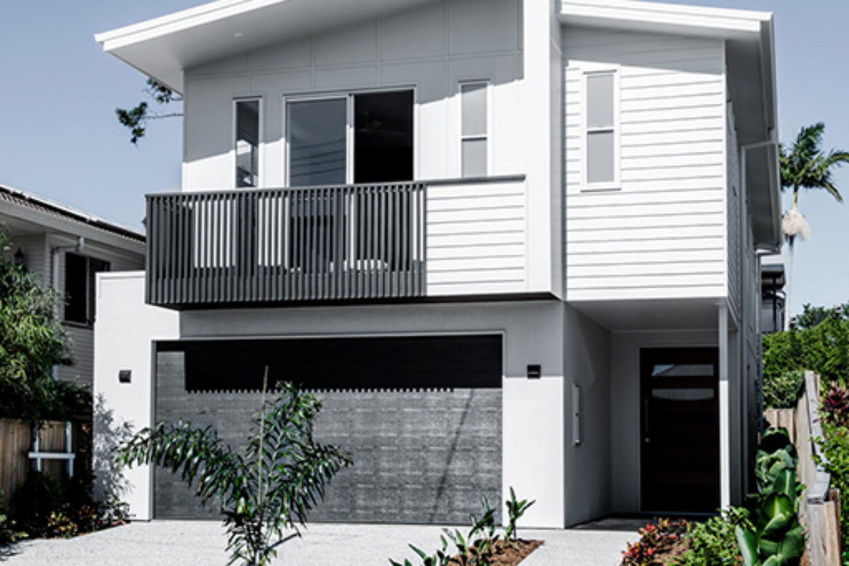Kalka Manly display home front facade