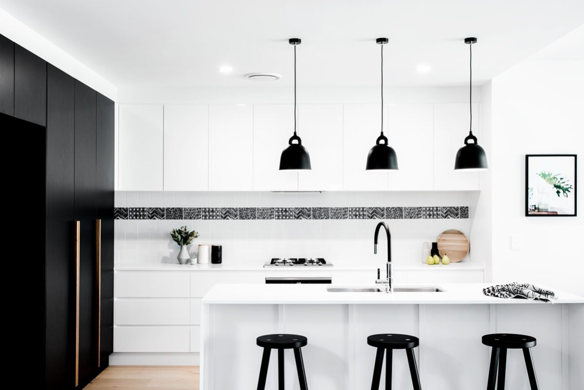 Kalka Manly display home kitchen