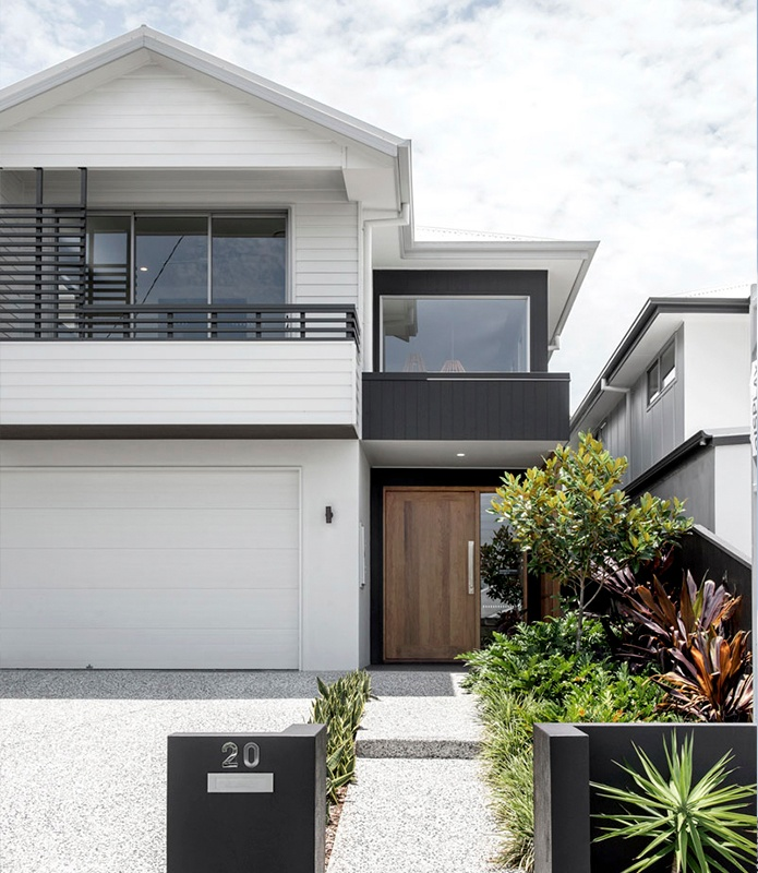 Snapshot of a small lot home in Brisbane